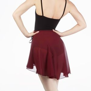 CAPEZIO FULL SWEEP WRAP SKIRT